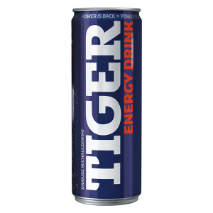 TIGER Energy Drink. 250ml x 12 szt.
