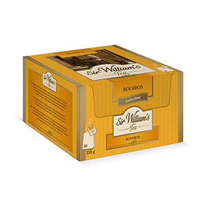 Sir William's Tea ROOIBOS. 50 szt. x 2,2 g