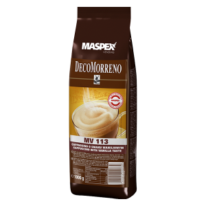 DecoMorreno Cappuccino Vanilla MV113. 1000 g