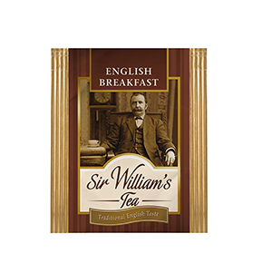 Sir William's Tea ENGLISH BREAKFAST. 50 szt. x 2 g