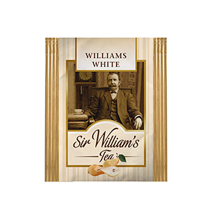 Sir William's Tea WILLIAMS WHITE. 50 szt. x 1,8 g