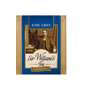 Sir William's Tea EARL GREY. 50 szt. x 2 g