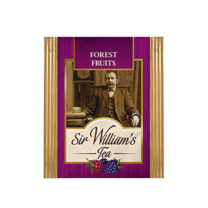Sir William's Tea FOREST FRUITS. 50 szt. x 2,4 g